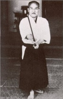 aikido hanmi , half body