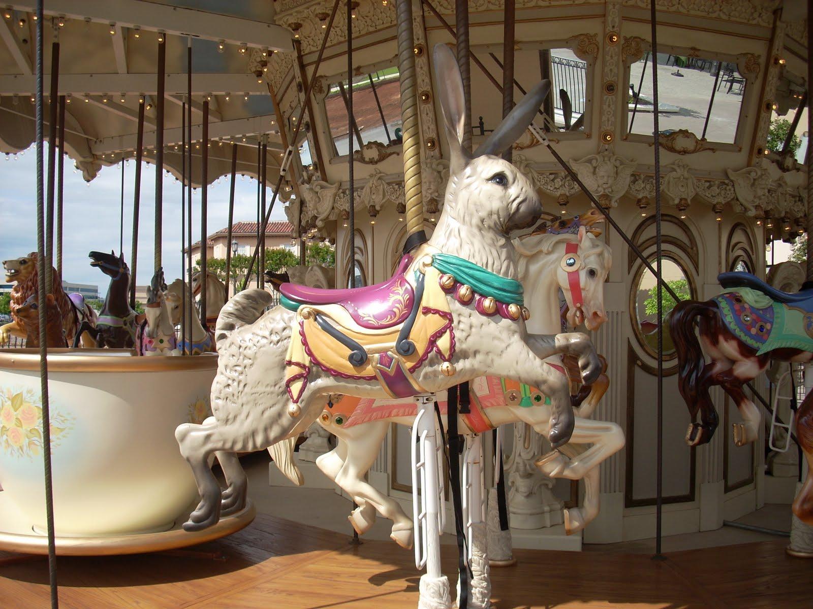 ART In The WIND Carousel Surprise