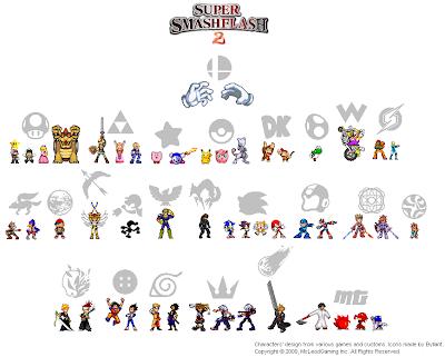 Super smash flash 2 unlocked gameonlineflash com