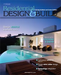 BONURA BUILDING: Tanager Way in Residential Design Build Magazine