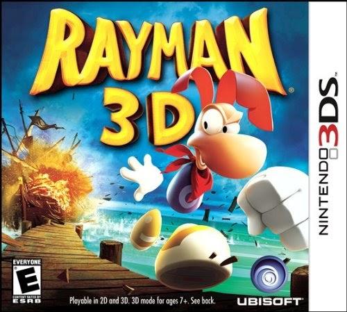 Mais detalhes e imagens de Rayman 3D - Nintendo Blast