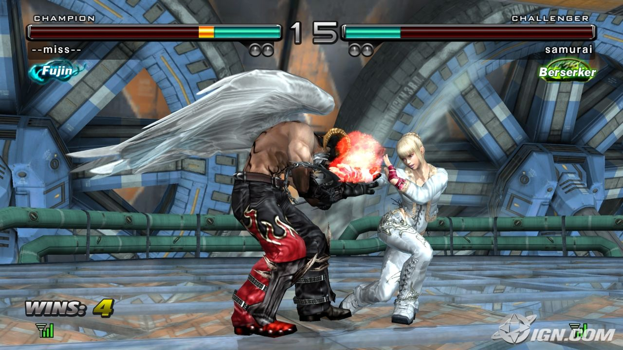 Tekken Dark Resurrection Ps3 скачать