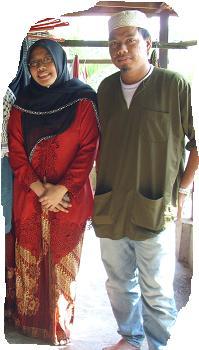 Hari Jadi 2010 Non & Atiq