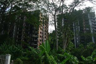'Jalan-Jalan' Di Highland Tower Bukit Antarabangsa