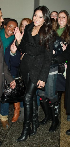 shay mitchell shoes. Tags: Candids, Shay Mitchell