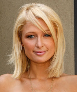 Paris Hilton hairstyle image