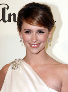 Jennifer Love Heart Face Shape Hairstyle