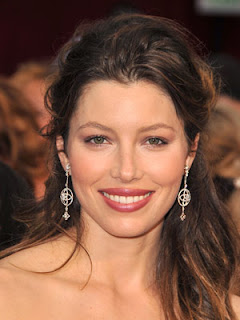 Jessica Biel Nice Hairstyle