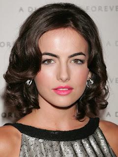 Camilla Belle Hair style