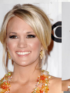 Carrie Underwood Hairstyle Picture