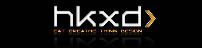 HKXD> eat breathe think DESIGN