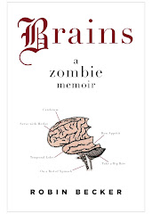 BRAINS by Robin Becker