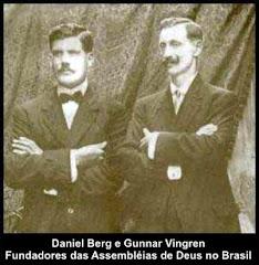 Fundadores das Assembleisa de Deus no Brasil.