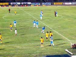 """Rivera vs. Tranqueras en el Estadio """"Atilio Paiva Olivera"""""""