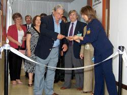 Se inauguró ayer el segundo piso del edificio de CASMER