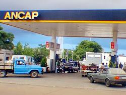 Estación ANCAP de Rivera