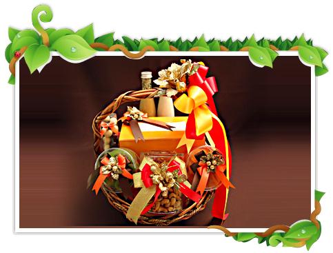 new yea gift basket idea r