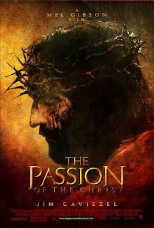 cartaz poster do filme paixao de cristo A Paixão de Cristo (The Passion of the Christ) DVD R