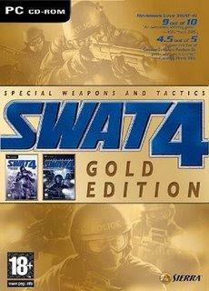 SWAT 4 Gold Edition (PC) Completo + Tradução + Crack - Link Direto