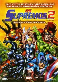 Filme Poster  Os Supremos 2 DVDRip XviD & RMVB Dublado