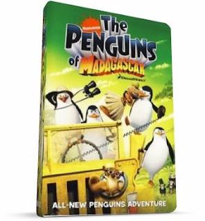 Os pinguins de Madagascar em Uma missão