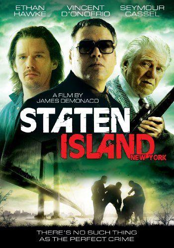 Filme Poster Staten Island DVDRip x264-BeStDivX