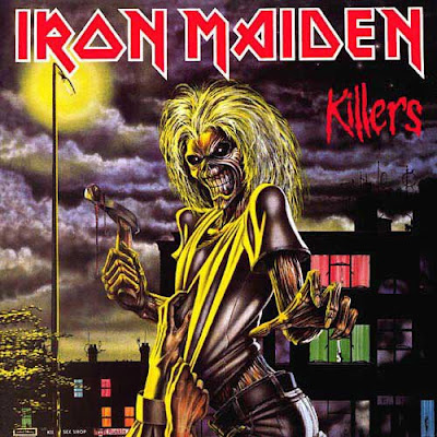 Baixar CD Iron Maiden – Killers