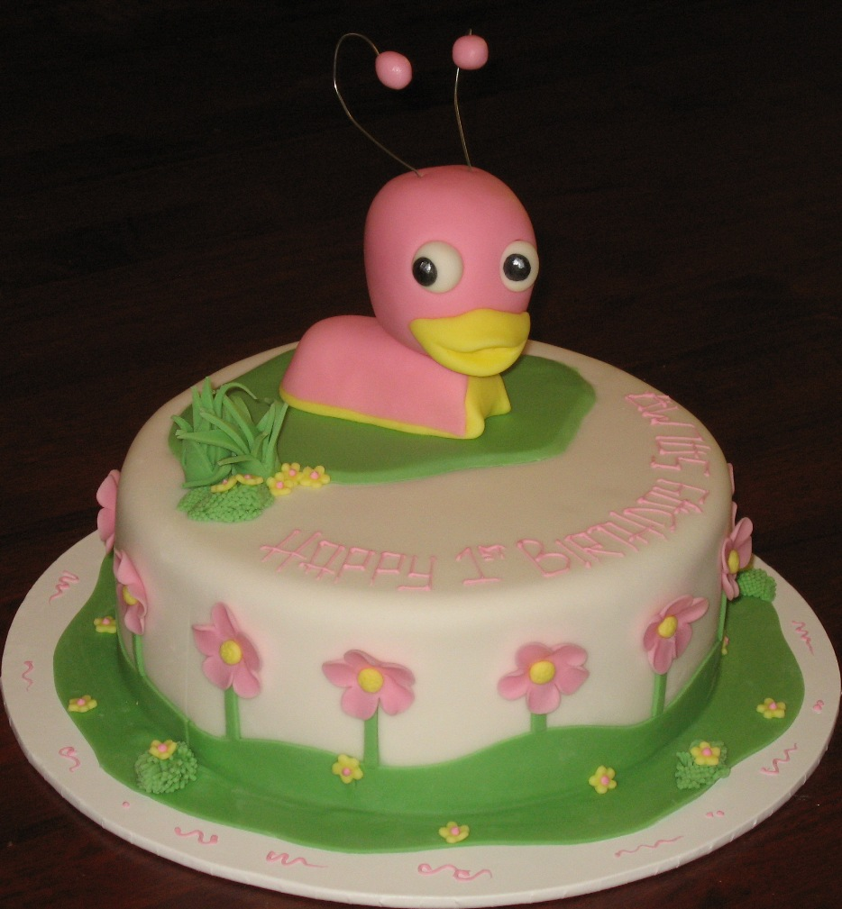 Let Them Eat Cake Tulli Snail