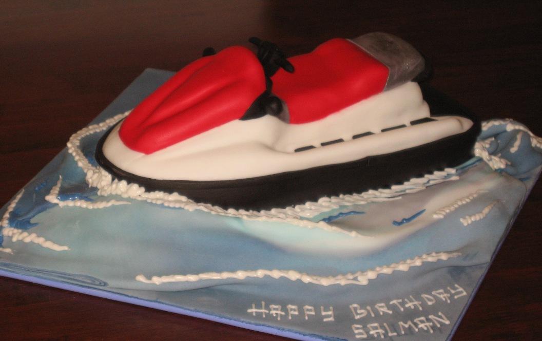 Let Them Eat Cake Jet Ski