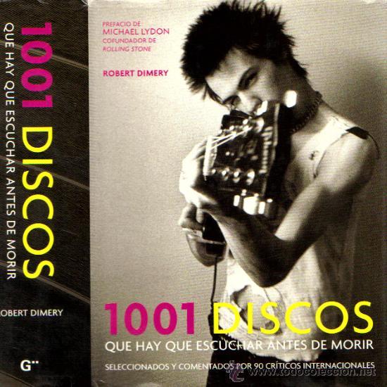 1001 Discos que puedes escuchar Online antes de morir