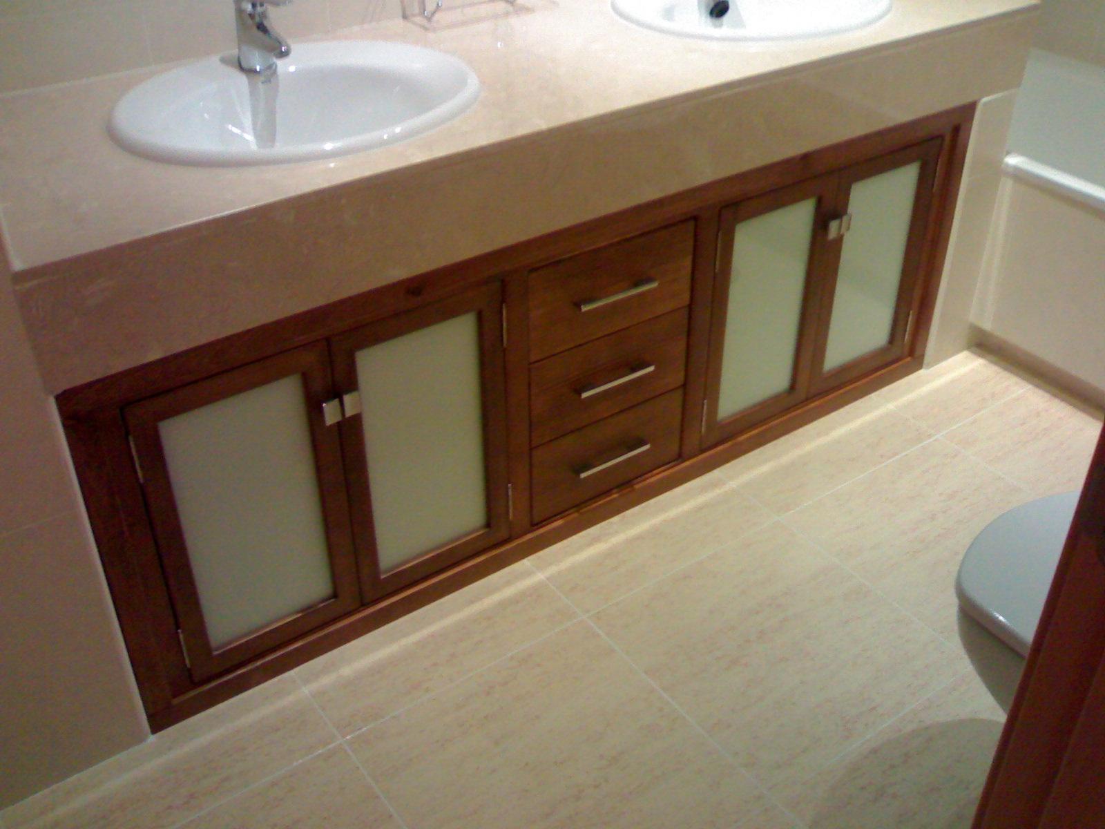 Muebles Para Baño De PinoFABRICANTES DE MUEBLES DE BAÑO A MEDIDA