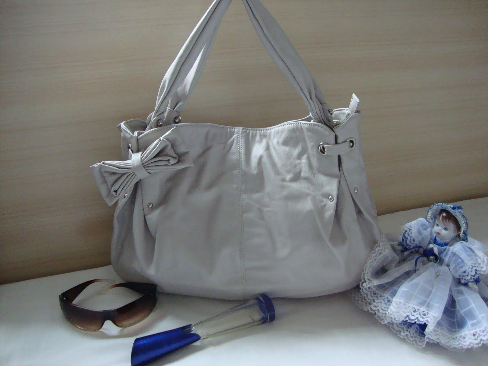 Bolsa Feminina Na Cor Azul : Bolsas moda feminina bolsa moderna