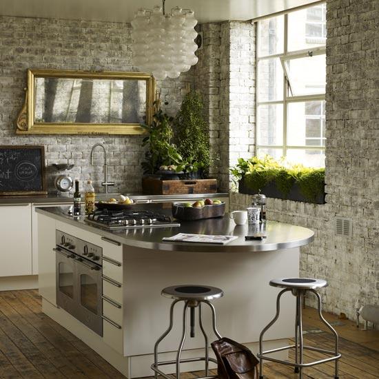 Rustic Kitchen Appliances