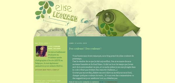 Elise Leonard