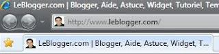 favicon Blogger