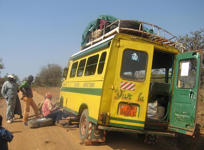 Helene i Kamerun
