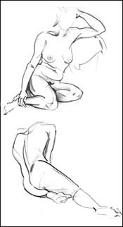 Life drawing