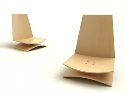 Alright Chair by Joseph Riehl