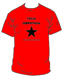 Camisetas Falsa Democracia