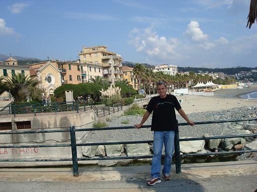 petit village de Cogoletto