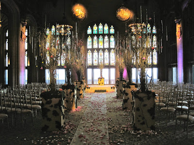 Shakespeare is served at a fairy tale wedding in Chicago