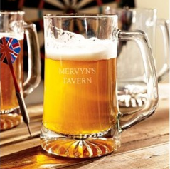 Hot Coupon Mamas: Pottery Barn: Pub Beer Mug w/ FREE Personalized