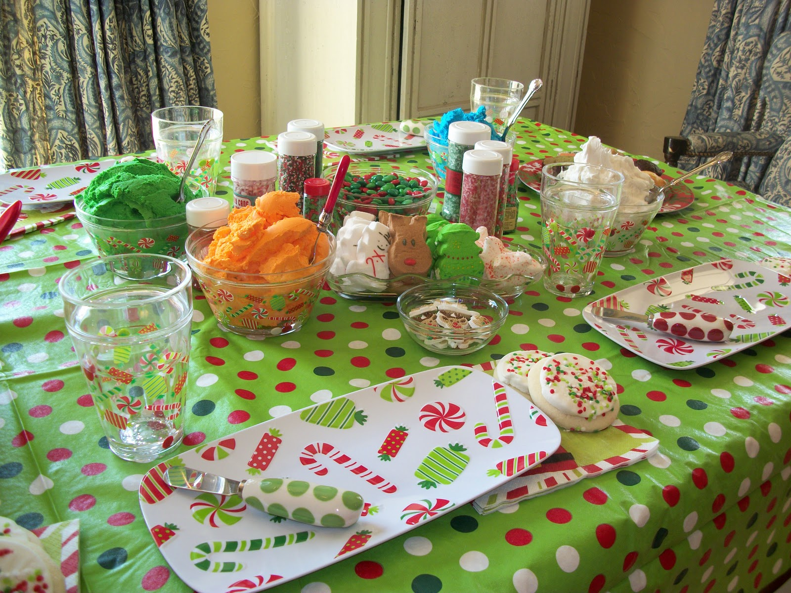 Decorations For Party Tables