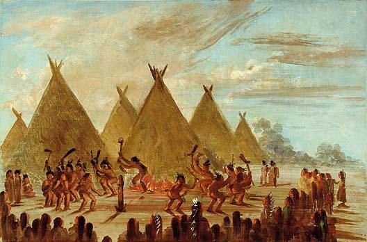 Esl Audio Files Quot George Catlin Painted Native Americans