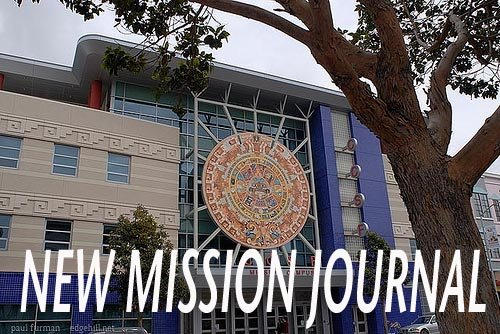 NEW MISSION JOURNAL