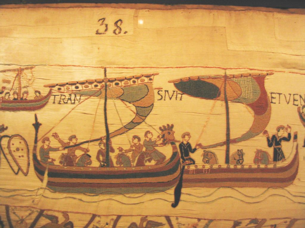 bosham bayeux tapestry 2