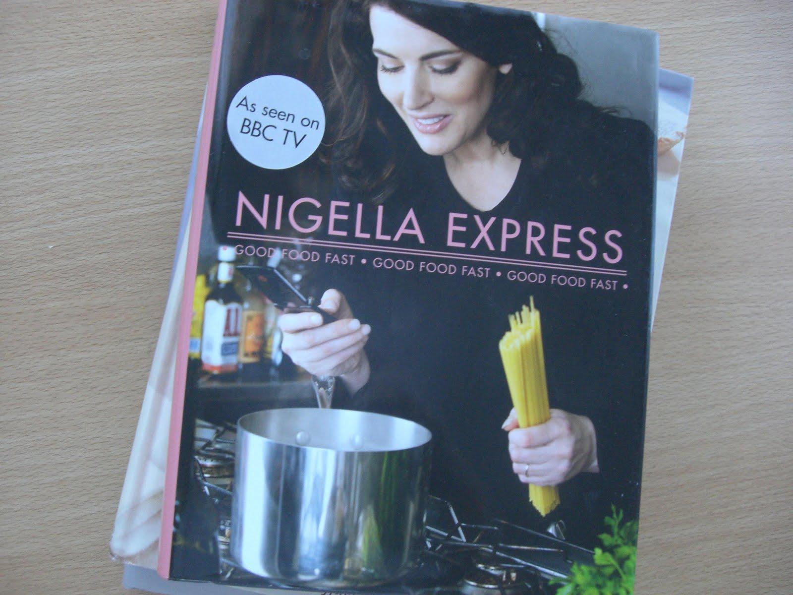 Nigella Express, by Nigella