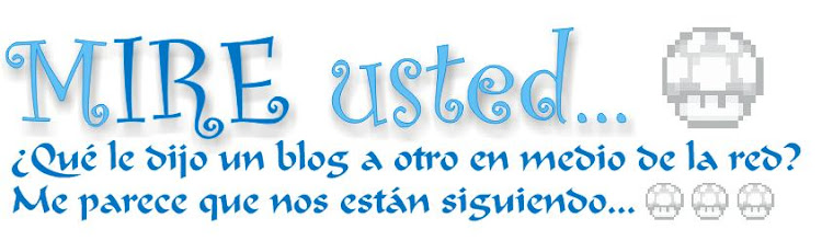 mIRE usted....