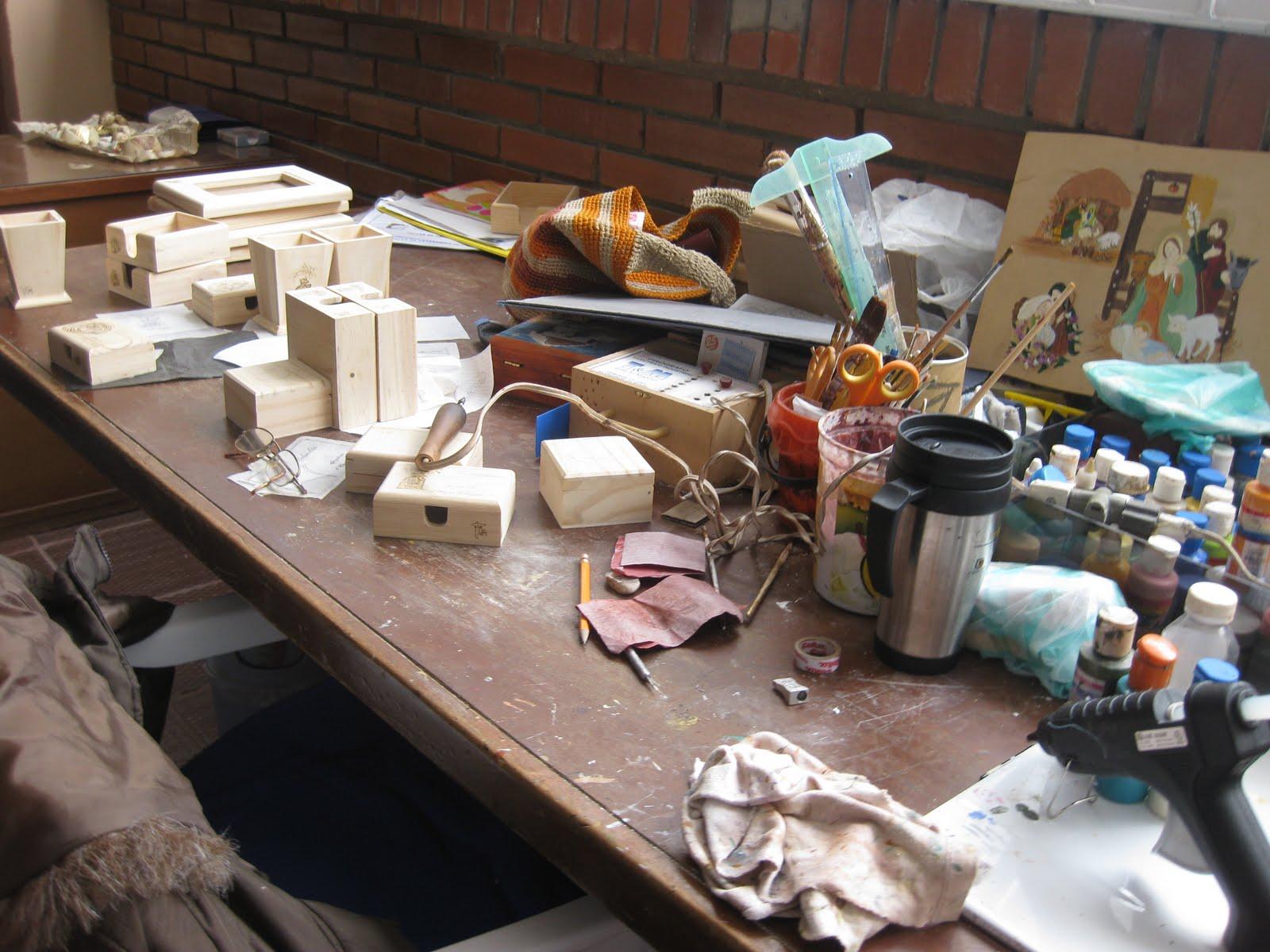 Fundamor taller de artesanias for Taller de artesanias