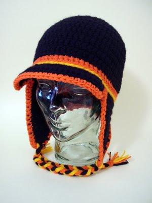 Bohemian Ear Flap Hat | Free Crochet Pattern